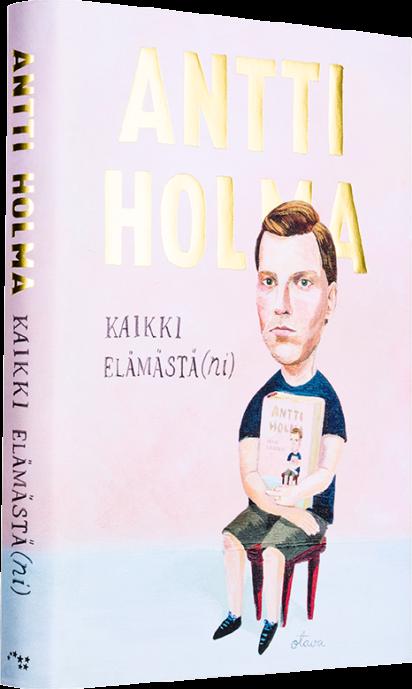 A cover of the book Kaikki elämästä(ni).