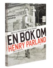 A cover of the book  Jag är en utlänning vart jag än kommer. En bok om Henry Parland.