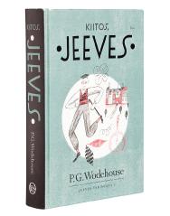 Kansi kirjasta Kiitos, Jeeves.