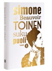 A cover of the book Toinen sukupuoli 1.