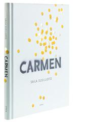 Kansi kirjasta Carmen.