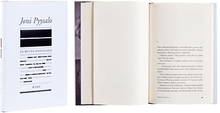 Kansi ja aukeama kirjasta Ja muita novelleja.