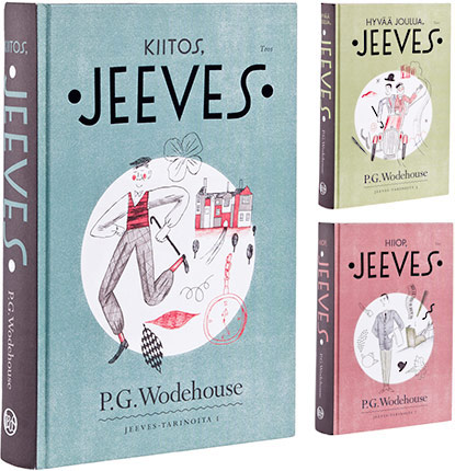 A cover of the book Jeevestarinoita 1-3:<br />
