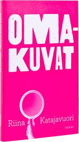 Kansi kirjasta Omakuvat.