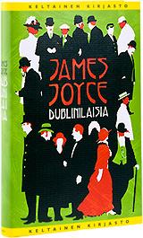 Kansi kirjasta Dublinilaisia.