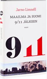 Kansi kirjasta Maailma ja Suomi 9/11 jälkeen.