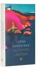 A cover of the book Galtbystä länteen.