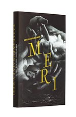 A cover of the book Vaaleanpunainen meri.