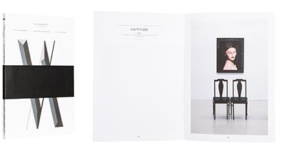 A cover and a spread of the book Mitt lilla imperium.