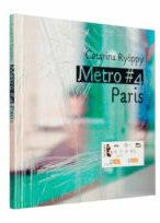 A cover of the book Metro #4 Paris.