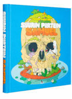 A cover of the book Suurin piirtein Samuel.