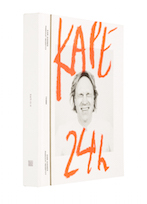 A cover of the book Kape 24h.