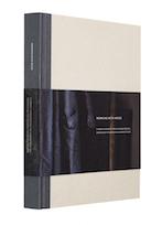 Kansi kirjasta Working with Wood - A Nordic Perspective on Cabinetmaking / Näkökulma pohjoiseen puusepäntyöhön.