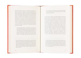 Kansi ja aukeama kirjasta Uraanilamppu ja muita novelleja.