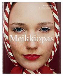 Ett omslag av boken Meikkiopas.