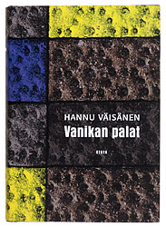 A cover of the book Vanikan palat.
