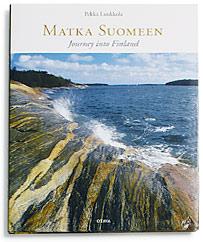 Ett omslag av boken Matka Suomeen.
