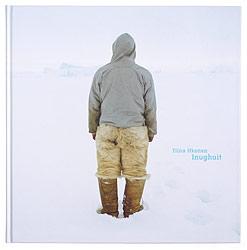Ett omslag av boken Inughuit.
