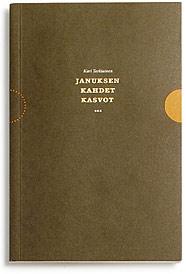A cover of the book Januksen kahdet kasvot.